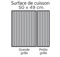 Euro 2 Surface de cuisson
