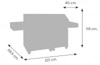 Turbo Elite 6 Dimensioni
