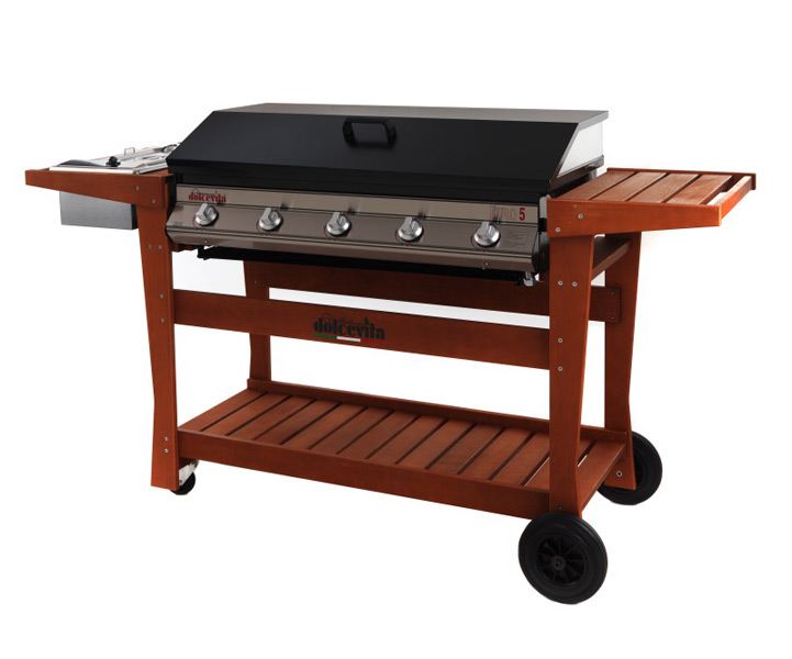 barbecue Serie Euro 5 Standard a metano e gas