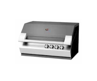 Turbo 4 Classic - Barbecue a metano e gpl / barbecue da appoggio / barbecue da incasso.